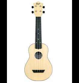 Flight Travel natural soprano ukulele