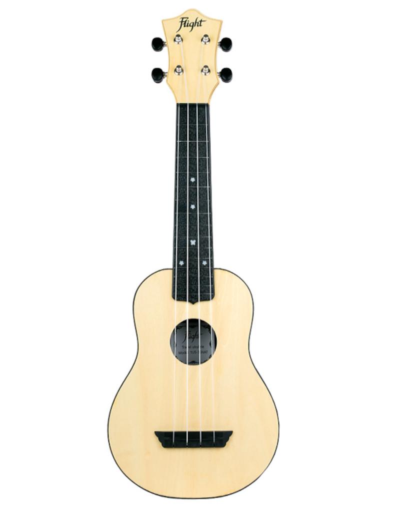 Flight TUS35 Travel natural soprano ukulele