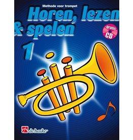 de haske Horen, lezen & spelen trompet 1