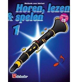 de haske Horen, lezen & spelen klarinet 1