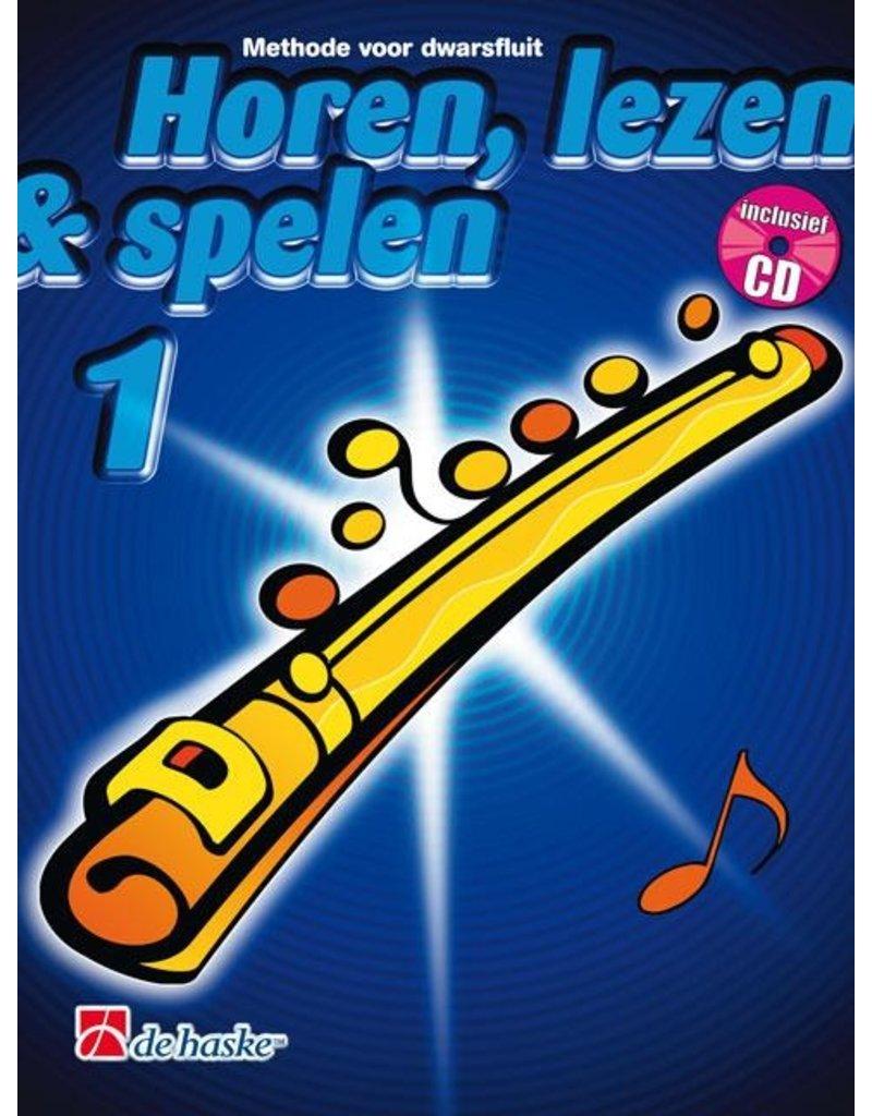 de haske Hear, Read & Play method for flute 1