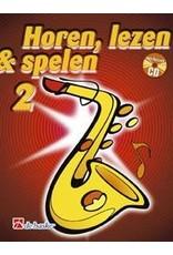 de haske Hear, Read & Play method for Alto Saxophone 2