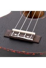 Cascha HH2262 Mahogany soprano ukulele black
