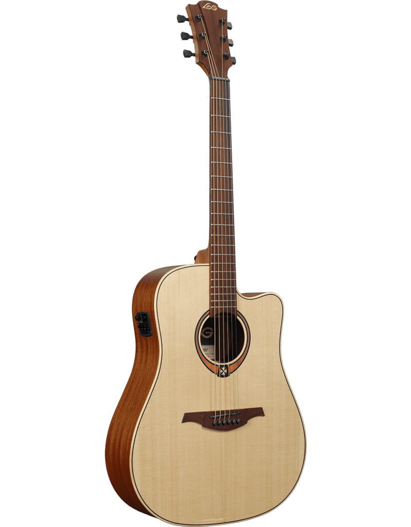 Lag T70DCE Acoustic/electric guitar