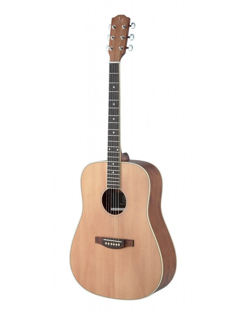 J.N. Guitars ASY-D LH Lefthanded acoustic guitar