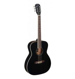 J.N. Guitars BES-A BK Akoestisch gitaar