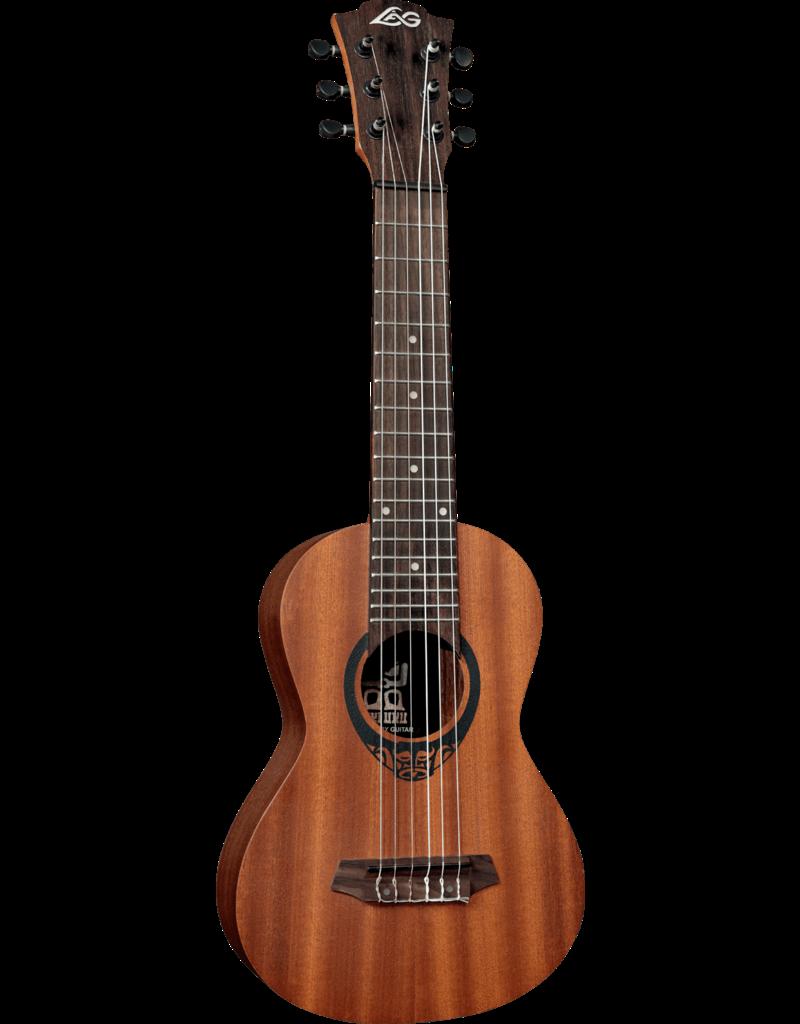 Lag TKT8 Travel guitar (6-string baritone ukulele)