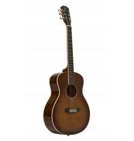 J.N. Guitars BES-A Mini DCB Akoestisch reisgitaar