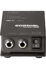Cordial CES-01 Direct box