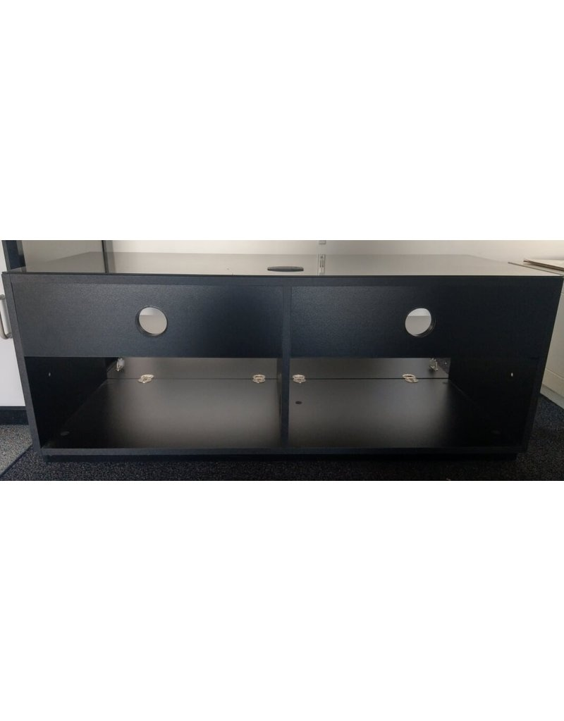 Aldenkamp B-Stock ST110 zwart Audio/Video meubel