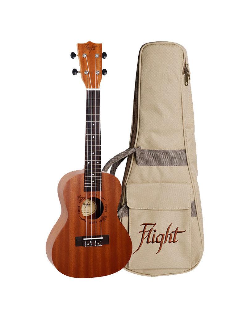 Flight NUC310 concert ukelele