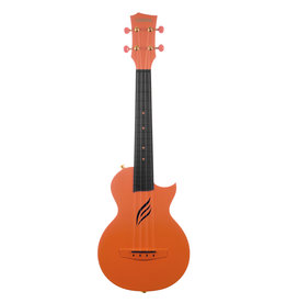 Cascha Carbon fibre orange concert ukulele