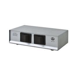 B-Tech 2-Weg speaker keuze schakelaar