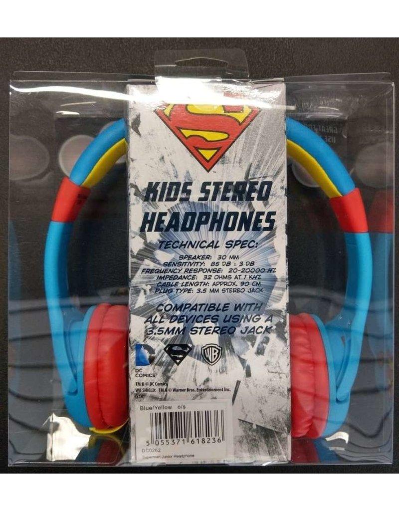 OTL Superman headphone