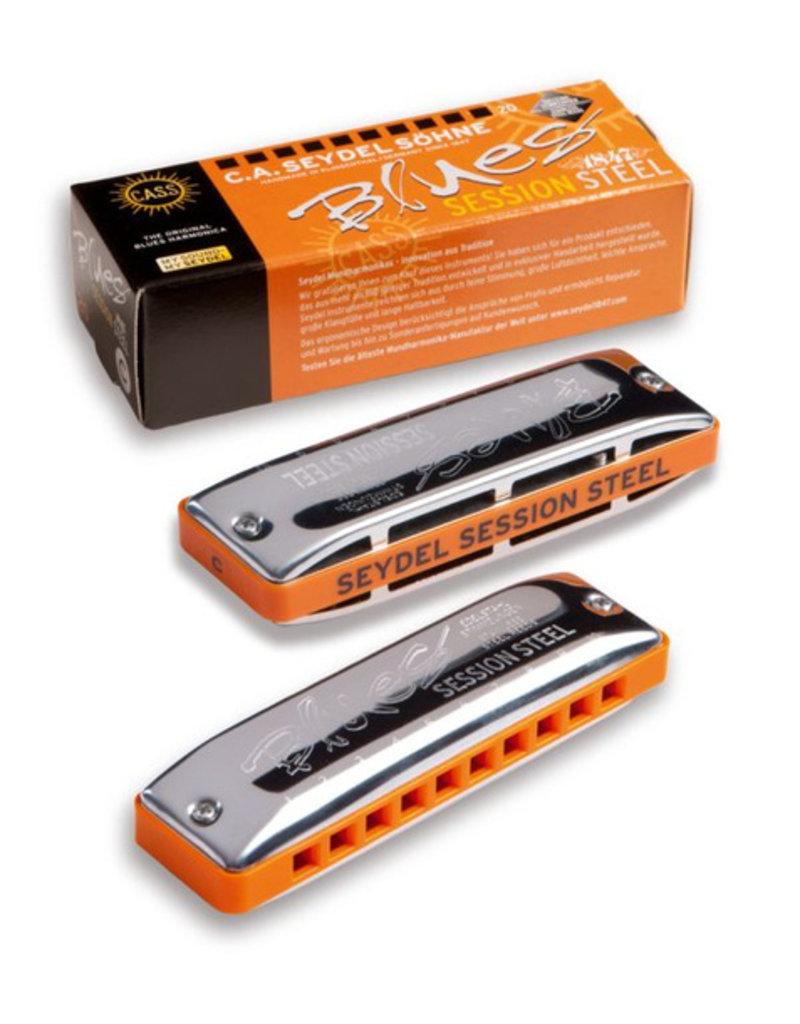 Seydel Session Steel Harmonica G