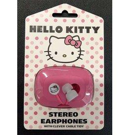 OTL Hello Kitty In ear oortelefoon