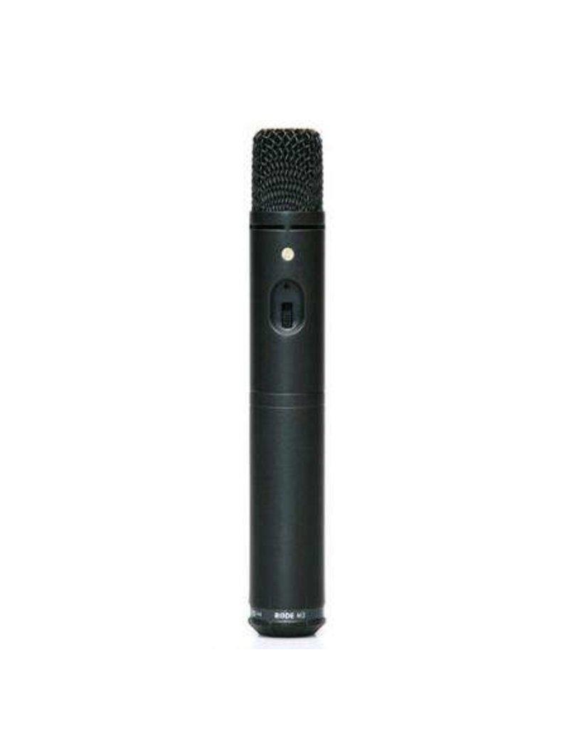 RØde M3 Condensator microfoon
