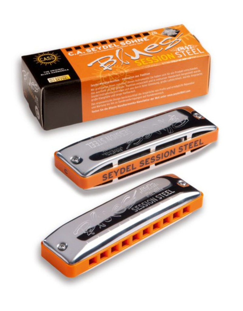 Seydel Session Steel Harmonica C