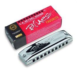 Seydel Favorite harmonica C