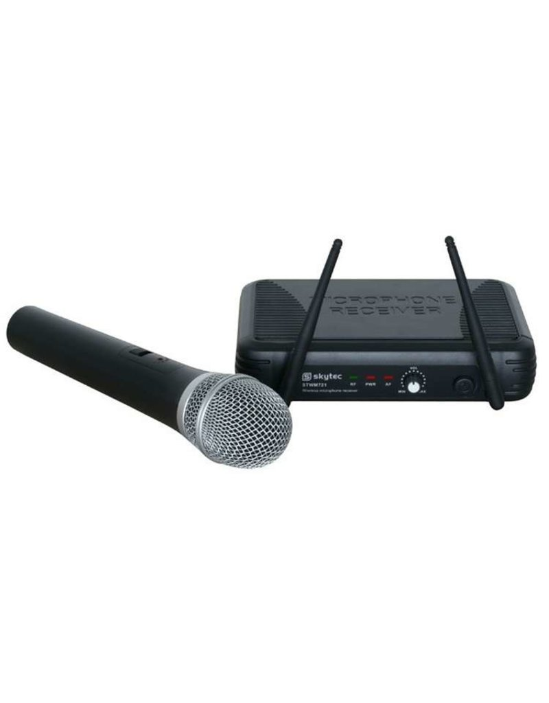 Skytec STWM721 Wireless microphone