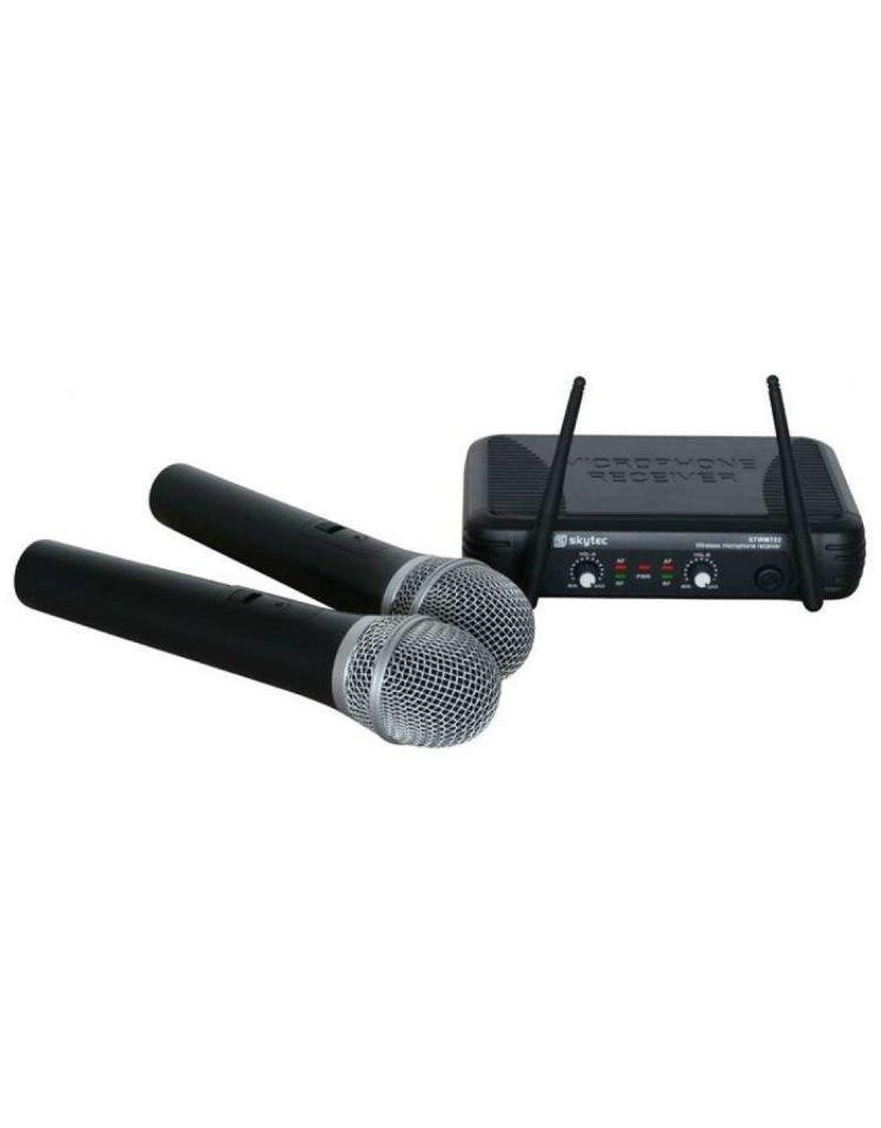 Skytec STWM722 Wireless microphone