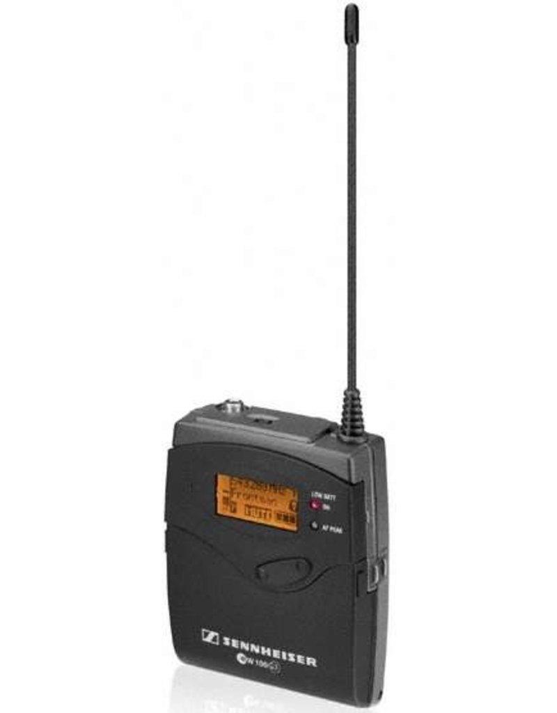 Sennheiser SK100-G3 Bodypack transmitter