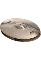 "Stagg MY-HR14B Myra 14"" hi-hat cymbals"