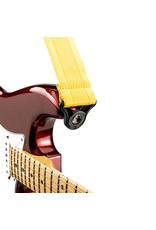 D'addario Auto Lock nylon guitar strap mellow yellow