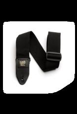 Ernie Ball 4037 Polypro guitar strap black
