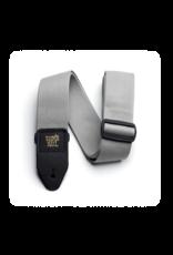 Ernie Ball 4046 Polypro guitar strap gray