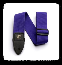 Ernie Ball Polypro guitar strap purple