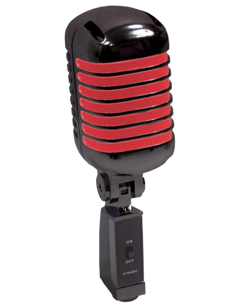 NJS NJS293 Retro dynamische microfoon