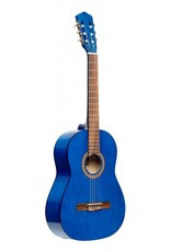 Stagg SCL50 3/4 BLUE Classical guitar