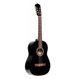 Stagg 3/4 klassiek gitaar zwart