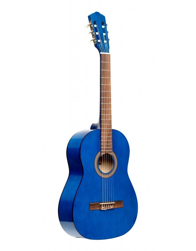 Stagg SCL50 1/2 BLUE Classical guitar