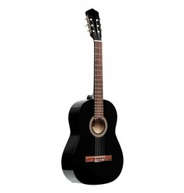Stagg 1/2 classical guitar black