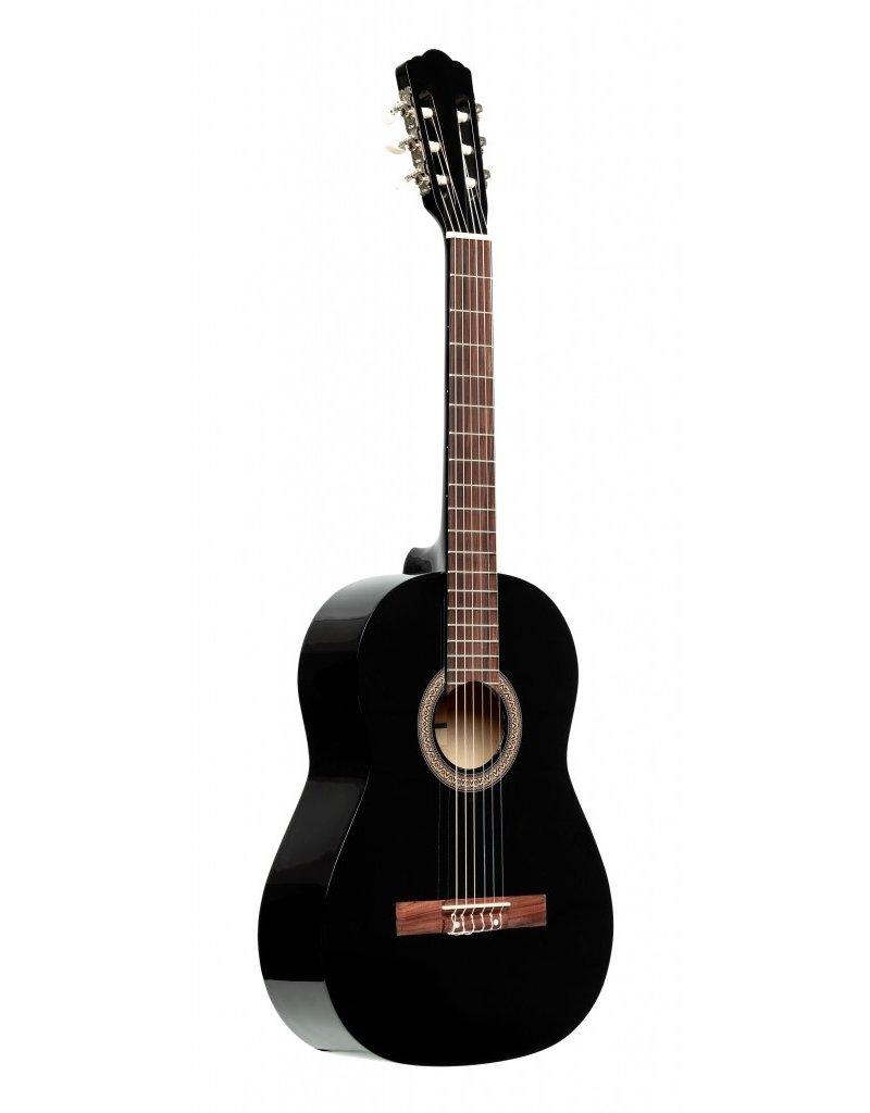 Stagg SCL50 1/2 BLK Klassiek gitaar zwart