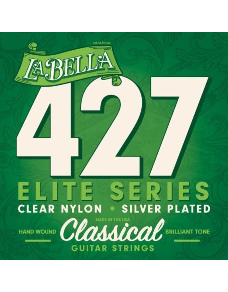 La Bella 427 Classical guitar strings normal tension