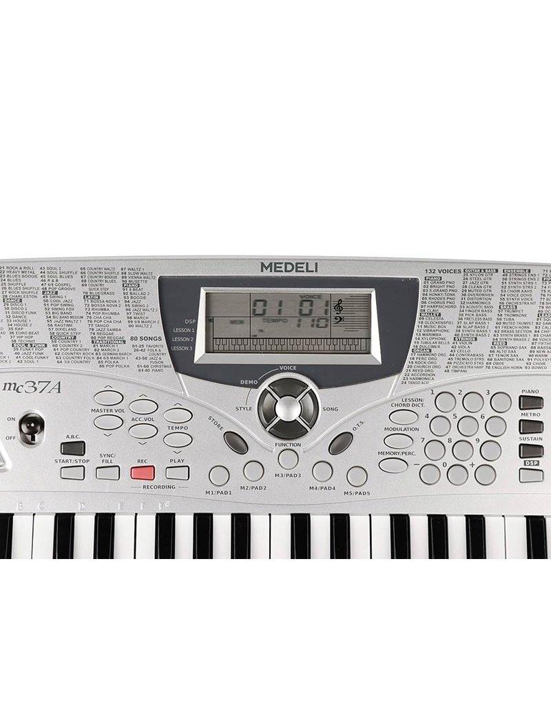 Medeli MC37A midsize keyboard