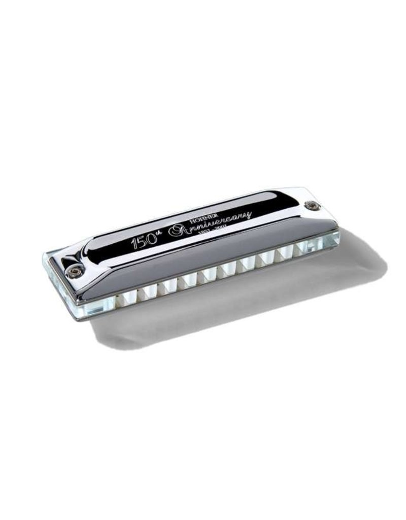 Hohner 150th anniversary harmonica