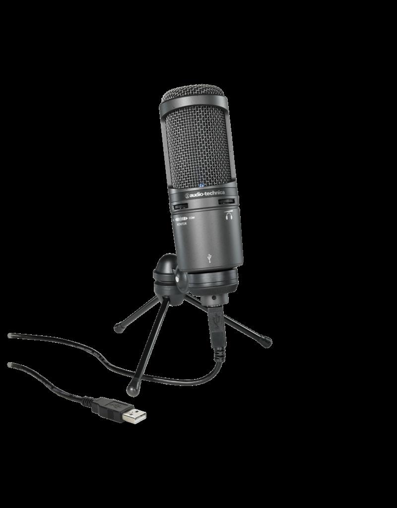 Audio Technica AT2020USB+ USB microphone