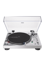 Audio Technica AT-LP120XUSB Silver Direct-Drive turntable