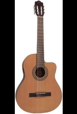 Morgan CG11 DLX CE N Acoustic/electric classical guitar