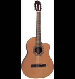Morgan CG11 DLX CE N akoestisch/elektrisch klassiek gitaar