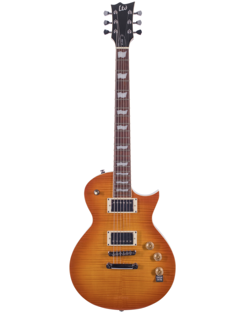 LTD EC-256 FCSB Electric guitar faded cherry burst