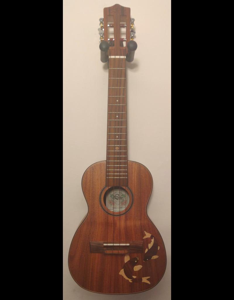 Leho Fish concert ukulele