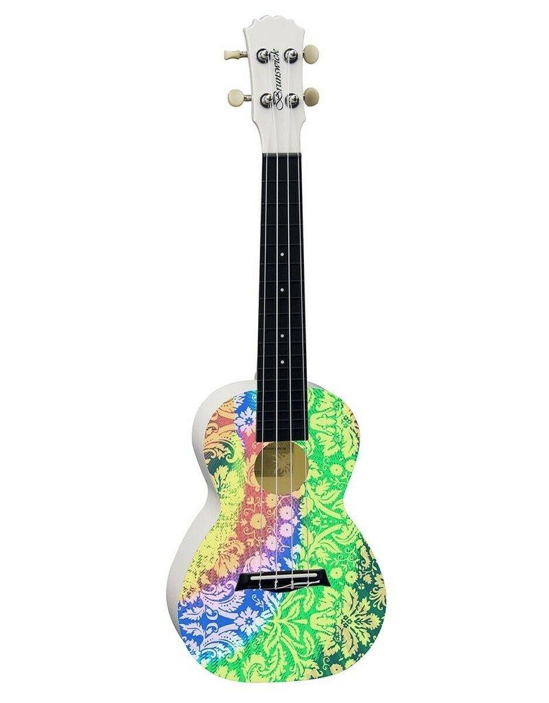 Brunswick Retro Swirl Concert ukulele