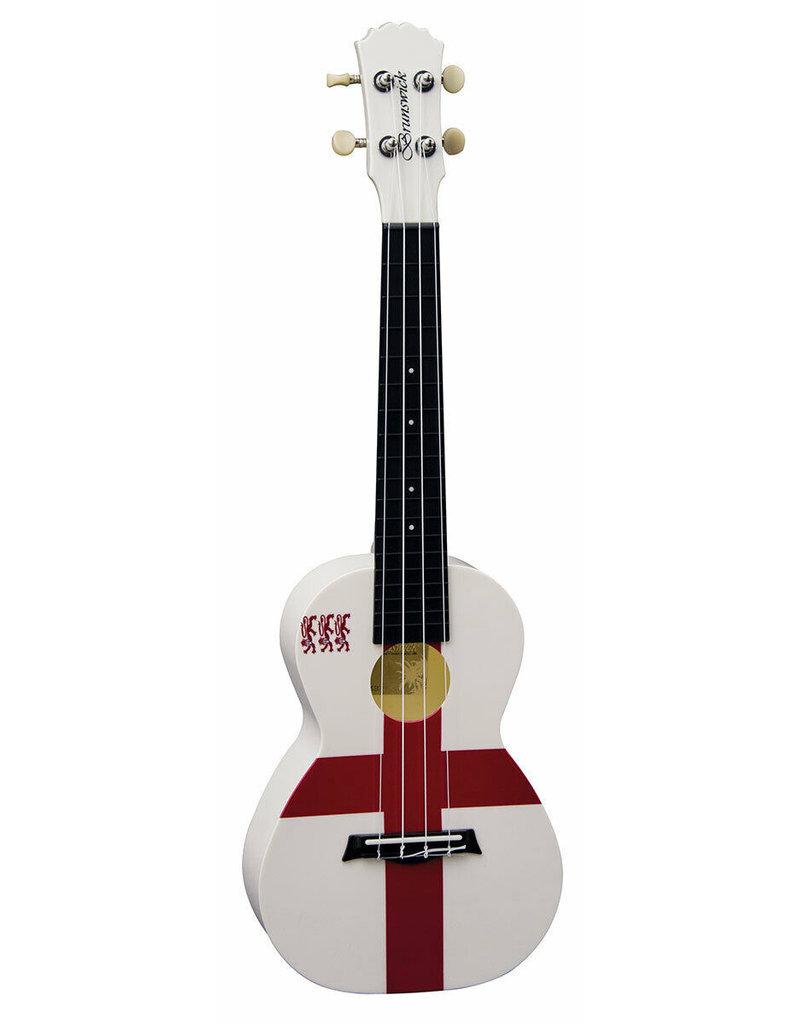 Brunswick England Flag Concert ukulele
