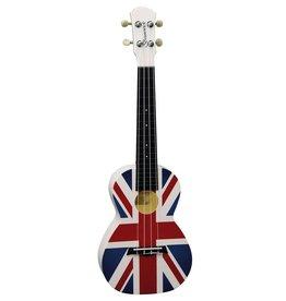 Brunswick Union Jack concert ukulele