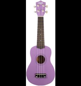 CLX Music Calista 21 soprano ukelele purple